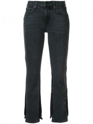 Gia Mid-Rise Cropped Flare Derek Lam 10 Crosby