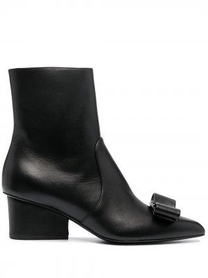 Ботинки Viva Salvatore Ferragamo. Цвет: черный