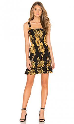Платье del mar FAITHFULL THE BRAND. Цвет: черный