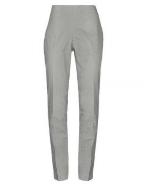 Повседневные брюки HACHE. Цвет: зеленый-милитари