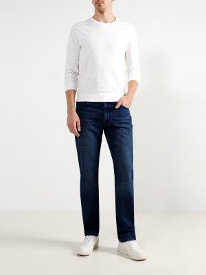 Прямые джинсы Ritter Jeans. Цвет: siniy