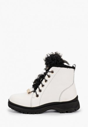 Ботинки Elche. Цвет: белый