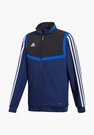 Олимпийка adidas TIRO19 PRE JKTY. Цвет: синий