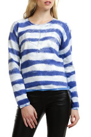 Pullover Apanage. Цвет: синий