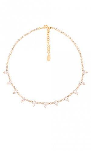 Ожерелье ailey Elizabeth Cole. Цвет: металлический золотой