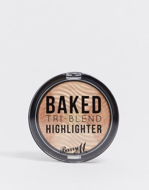 Хайлайтер для макияжа в стиле бейкинга Tri-Blend Barry M