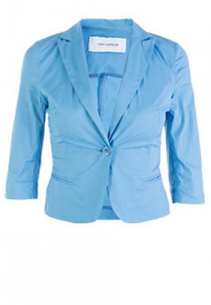 Пиджак FLAVIO CASTELLANI. Цвет: голубой