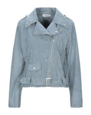 Куртка GLAMOROUS. Цвет: небесно-голубой