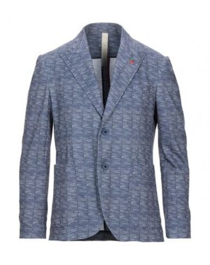 Пиджак FAG. Цвет: темно-синий