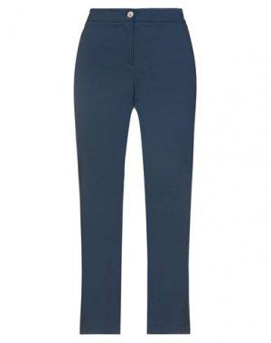 Повседневные брюки COMPAGNIA ITALIANA. Цвет: темно-синий