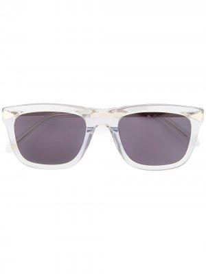 Солнцезащитные очки Voltaire Karen Walker. Цвет: серый