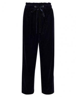Повседневные брюки ANTIK BATIK. Цвет: темно-синий