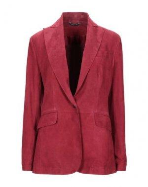 Пиджак AFG' 1972. Цвет: красно-коричневый