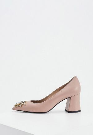 Туфли Kalliste. Цвет: розовый