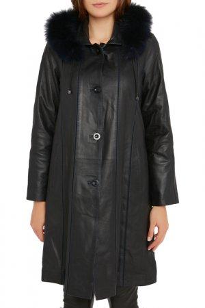 Coat Giorgio. Цвет: dark blue