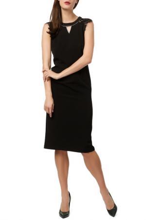 Платье DEBY DEBO. Цвет: черный