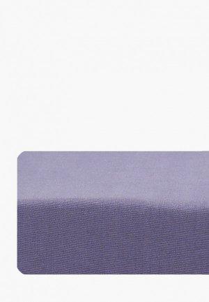 Простыня детская Dream Time 120х200 см. Цвет: серый