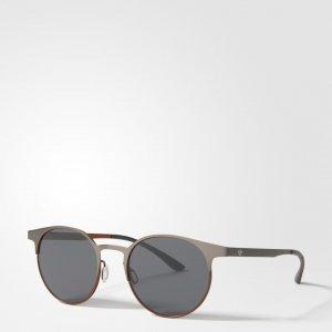 Солнцезащитные очки AOM000 Originals adidas. Цвет: оранжевый