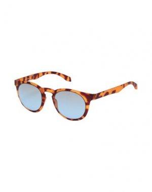 Солнечные очки ALSTECA. Цвет: оранжевый