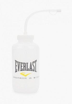 Бутылка Everlast. Цвет: белый