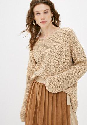 Пуловер Katya Erokhina. Цвет: бежевый