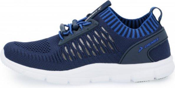 Кроссовки для мальчиков Pull B CO, размер 36 Demix. Цвет: синий