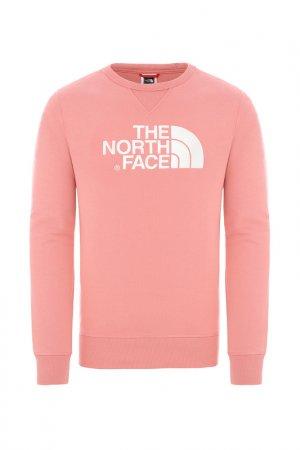 Джемпер THE NORTH FACE. Цвет: розовый