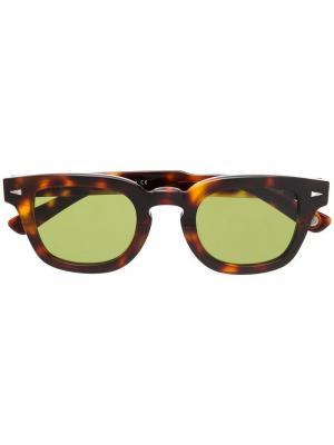 Солнцезащитные очки Champs de Mars Ahlem. Цвет: коричневый