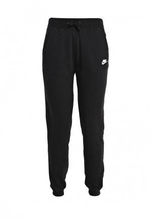 Брюки спортивные Nike Sportswear Womens Fleece Pants. Цвет: черный