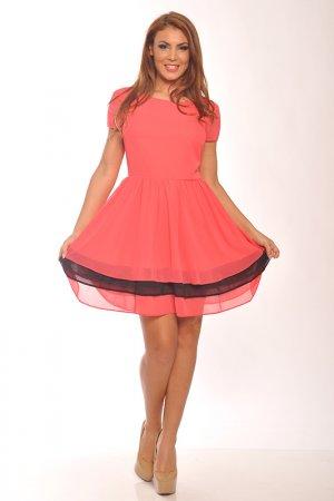 Платье Ines Collezione. Цвет: красный
