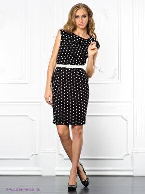 Платье Eva Franco. Цвет: черный