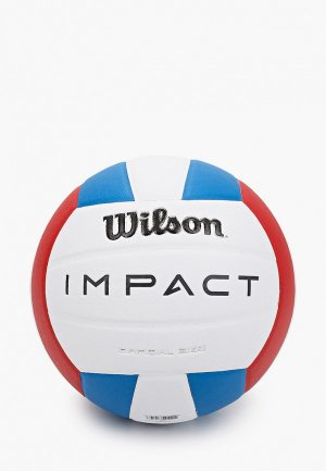 Мяч волейбольный Wilson IMPACT. Цвет: белый