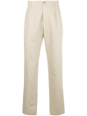 Прямые брюки-чинос A.P.C.