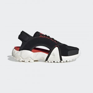 Сандалии Y-3 NOTOMA by adidas. Цвет: красный