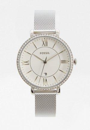 Часы Fossil ES4627. Цвет: серебряный
