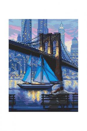 Набор Бруклинский мост ФРЕЯ. Цвет: мультиколор