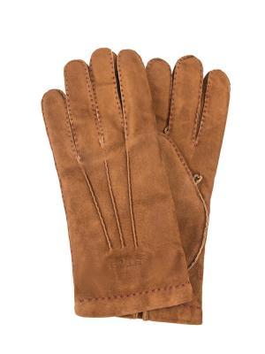Перчатки ETRO. Цвет: оранжевый