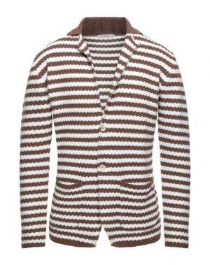 Пиджак KANGRA CASHMERE. Цвет: коричневый
