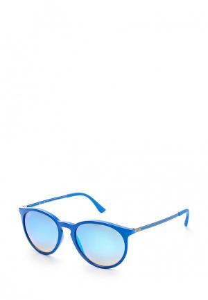 Очки солнцезащитные Ray-Ban® RB4274 6260B7. Цвет: синий