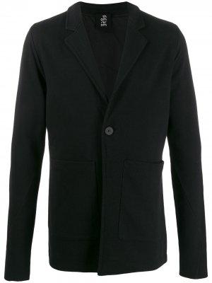 Пиджак свободного кроя Thom Krom. Цвет: черный