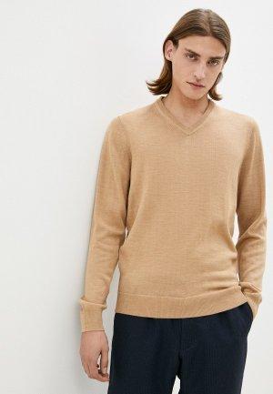 Пуловер Grostyle W07-0063. Цвет: бежевый