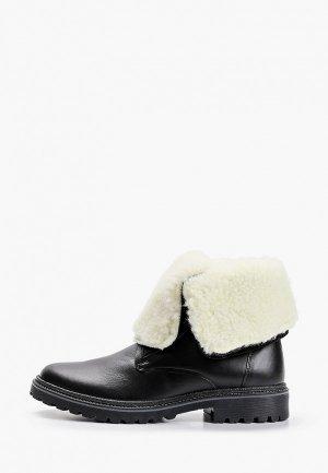 Ботинки NexPero. Цвет: черный