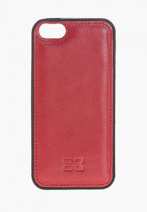 Чехол для iPhone Bouletta 5/5S/SE Flex Cover. Цвет: красный