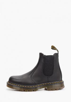 Ботинки Dr. Martens 2976 SR - NS Chelsea Boot. Цвет: черный