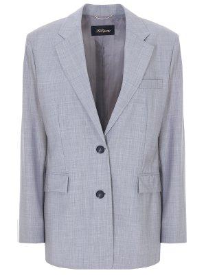 Пиджак шерстяной LES COPAINS