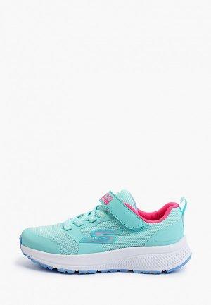 Кроссовки Skechers GO RUN CONSISTENT. Цвет: бирюзовый