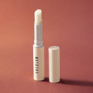 Увлажняющий бальзам для губ изменения цвета 01 белый SHEIN. Цвет: 01 white