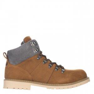 Ботинки Heathe Animal. Цвет: коричневый