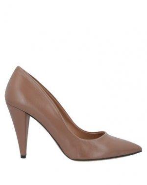 Туфли ALCHIMIA. Цвет: светло-коричневый