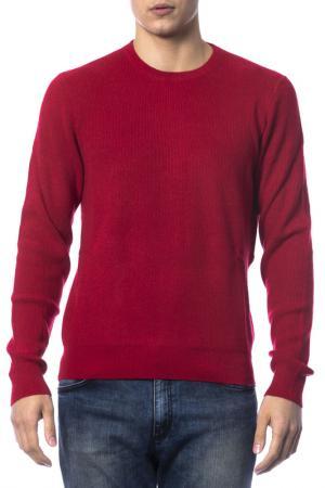 Пуловер Pierre Balmain. Цвет: красный